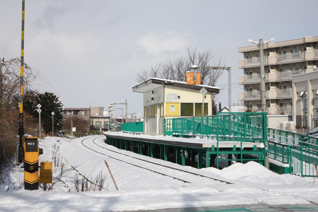 神楽岡駅:ken2の鉄ちゃん日記:...